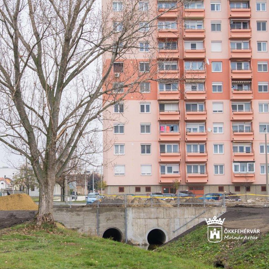 Varga-Csatorna bővítés 2018